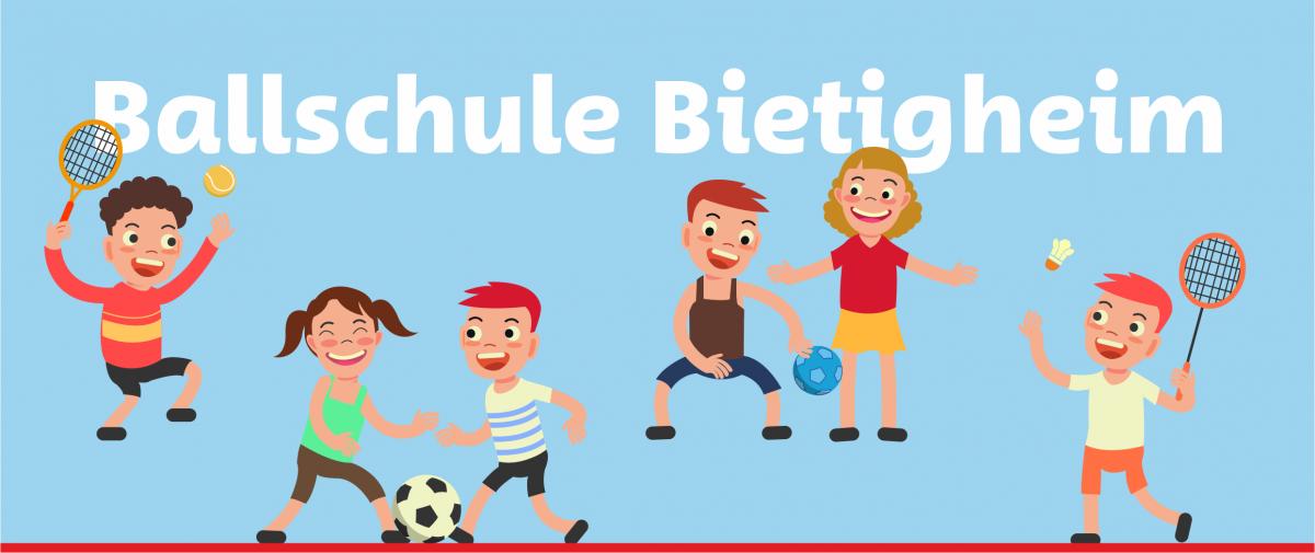 Ballschule Bietigheim – neue Zeiten, verschiedene Plätze!