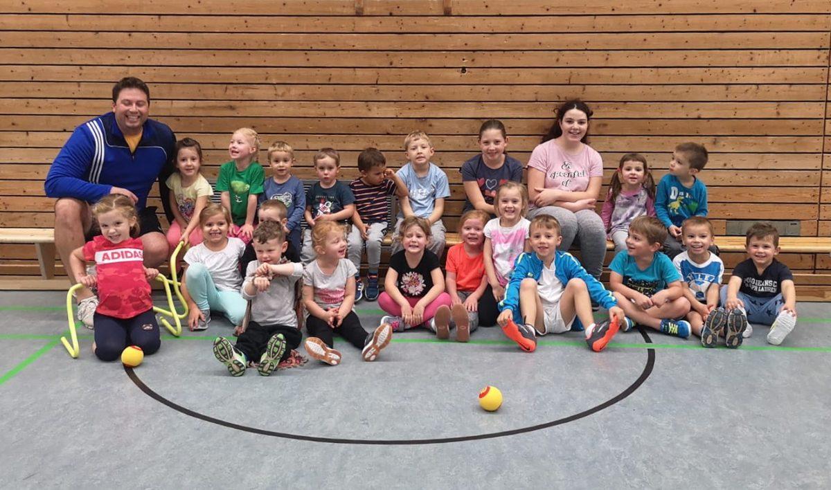 Bietigheimer Ballschule bietet viel Spaß